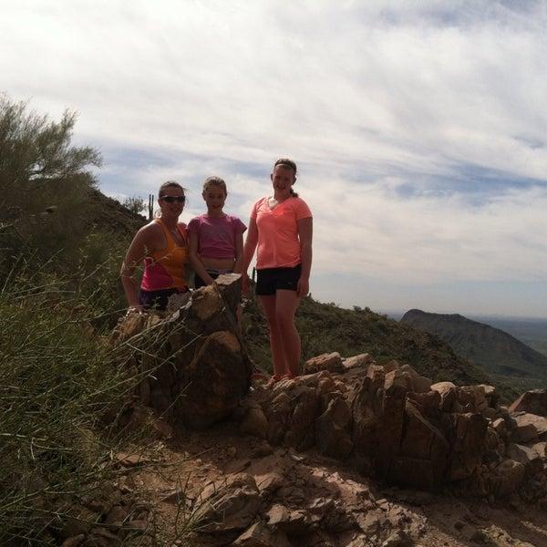 Photo taken at Sunrise Peak by Tina L. on 3/22/2014