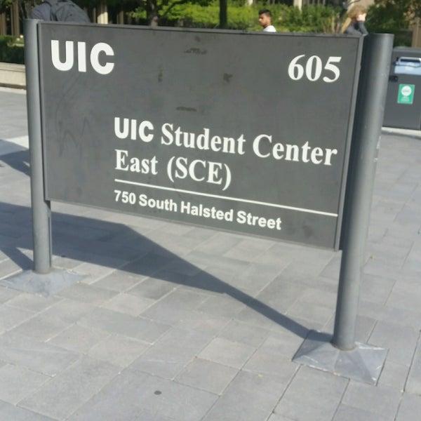 Photo prise au UIC Student Center East par Michael R. le9/15/2016