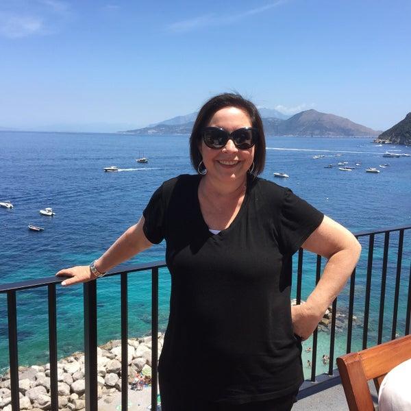 6/30/2016にGail S.がJK Place Capriで撮った写真