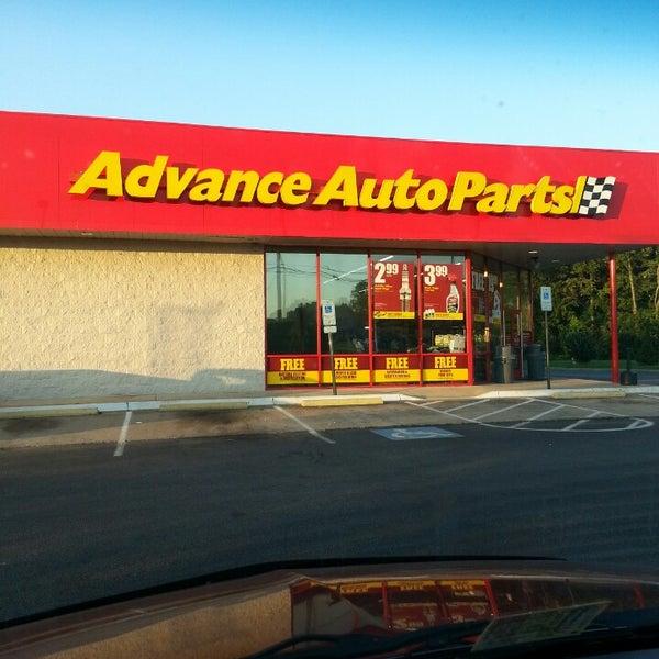 Advance Auto Parts 1 Tip
