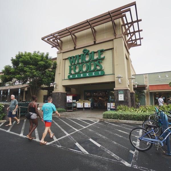 Whole Foods Poke Bar