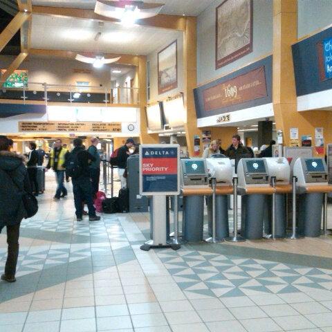 Foto tomada en Burlington International Airport (BTV) por David R. el 1/13/2013