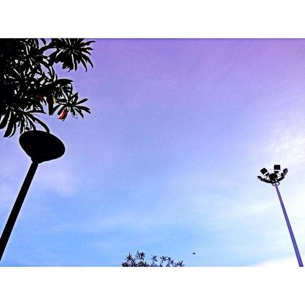 Photo taken at สวนวนธรรม by Tom ™. on 5/5/2014