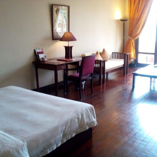 Photo taken at Amanjaya Pancam Suites Hotel by Aez K. on 10/30/2013
