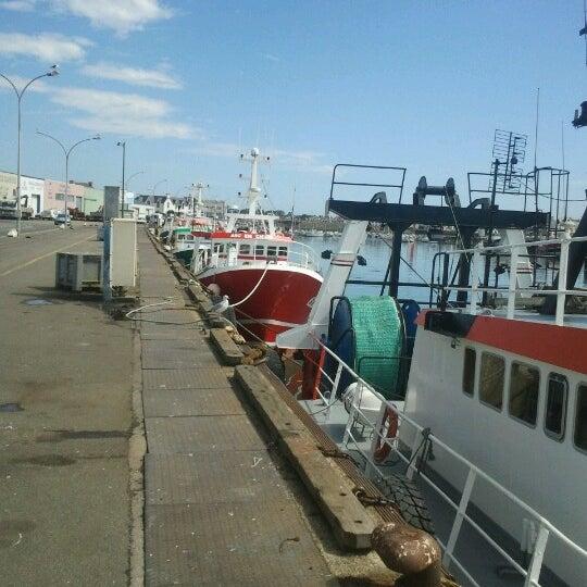 Photo taken at Port du Guilvinec by Daniel N. on 8/17/2012