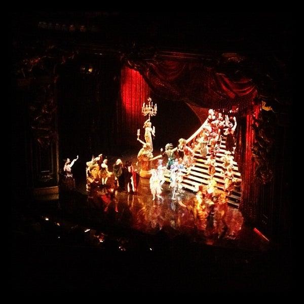 Foto tirada no(a) Majestic Theatre por Alf M. em 9/5/2012