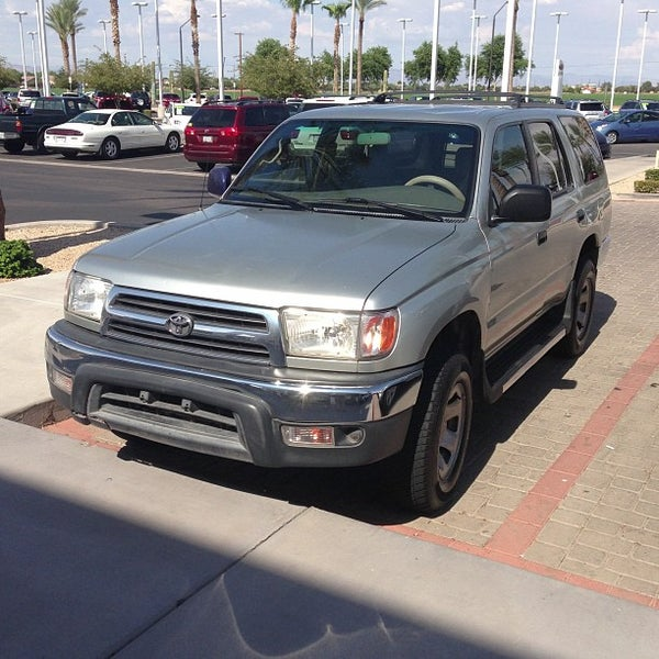 Photo Taken At Big Two Toyota Of Chandler By Devon A. On 7/15