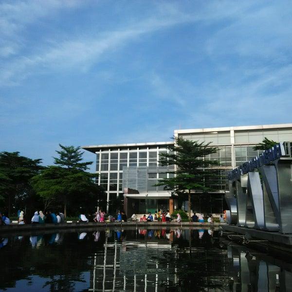 Photo taken at Sekolah Tinggi Akuntansi Negara (STAN) by Aga P. on 1/21/2017