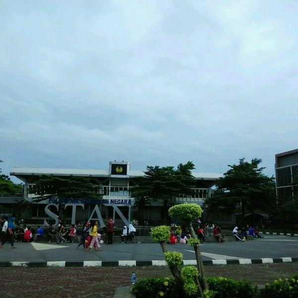 Photo taken at Sekolah Tinggi Akuntansi Negara (STAN) by Aga P. on 12/4/2016