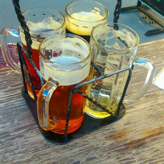Photo taken at Czech Beer Museum Prague by Olivier A. on 9/6/2016