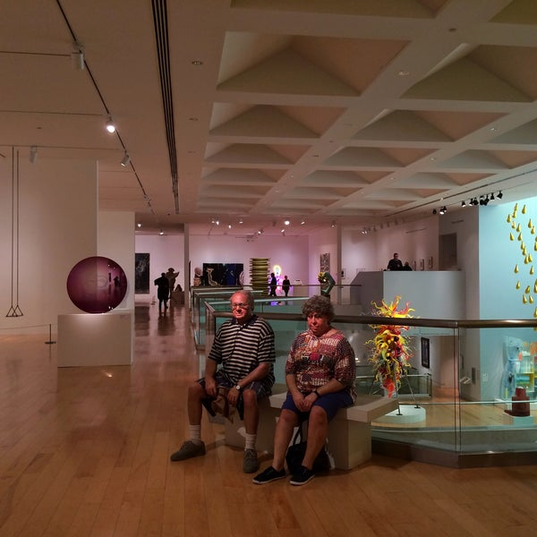 Photo taken at Palm Springs Art Museum by M F. on 12/28/2015