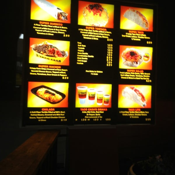 Fast Food Tacos Dallas