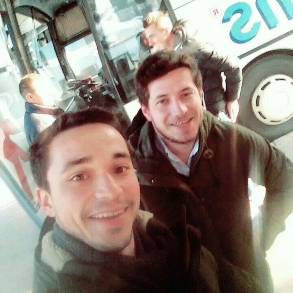 Photo taken at Autobusna stanica by Muhammed K. on 12/19/2016