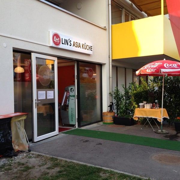 Das Foto wurde bei Lin's Asia Küche von Jodok B. am 7/11/2013 aufgenommen
