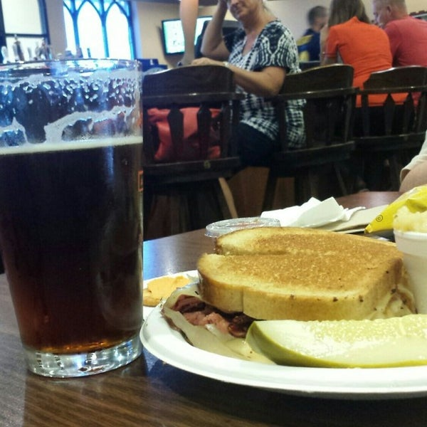 Photo taken at Mars Cheese Castle Tavern by Buddy R. on 9/18/2016