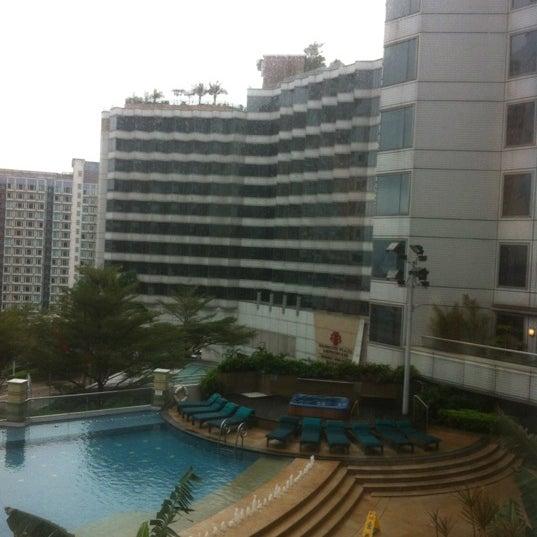 Harbor Club Apartments: Harbour Plaza Metropolis 都會海逸酒店