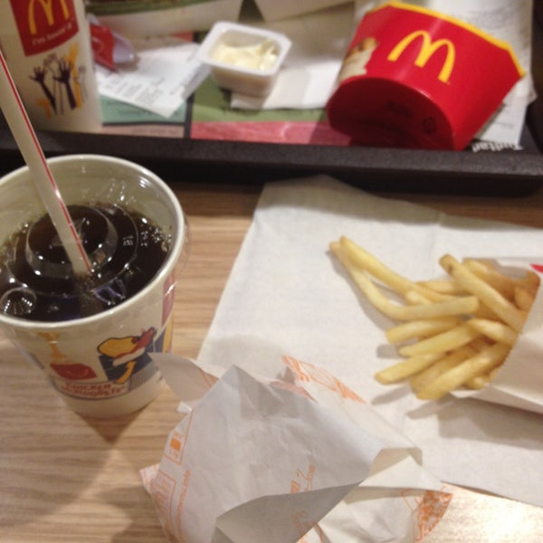 Photo taken at McDonald's by Cati M. on 1/22/2016