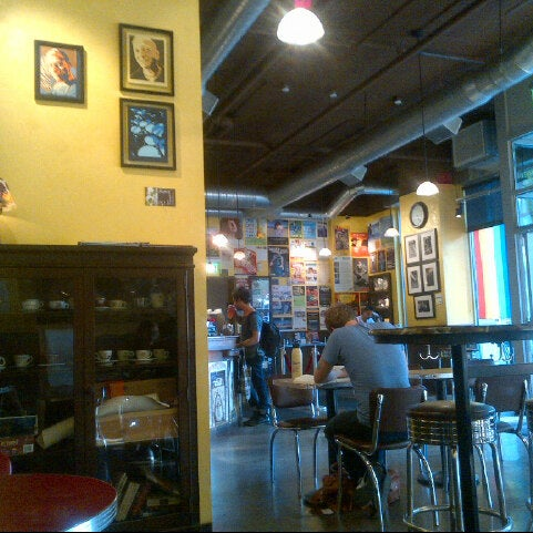 Photo taken at Espresso Vivace by Jeff P. on 8/20/2013