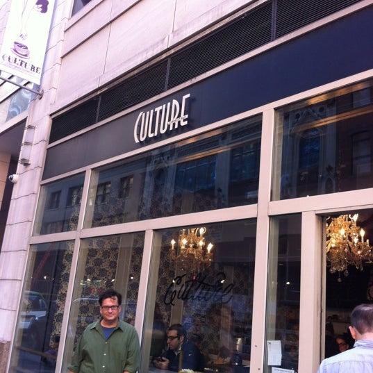 Das Foto wurde bei Culture Espresso von Jens Lernø S. am 10/1/2012 aufgenommen