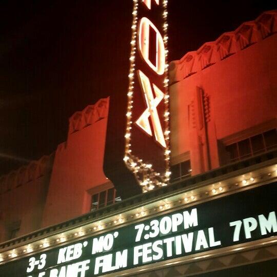 Photo taken at Fox Tucson Theatre by Atomic P. on 3/4/2016