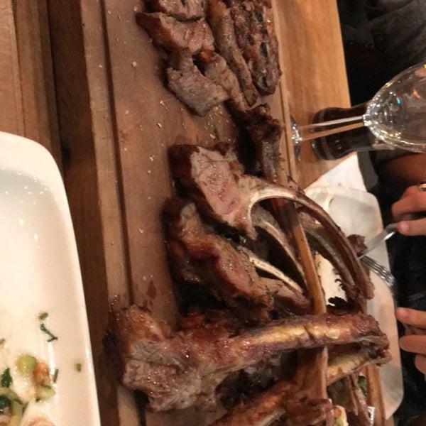 10/5/2018 tarihinde Aytaç A.ziyaretçi tarafından Assado Steak House'de çekilen fotoğraf