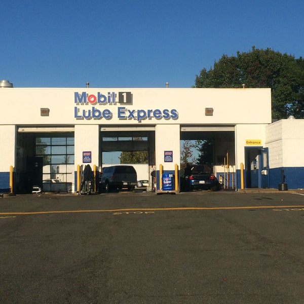 mobil 1 lube express woodbridge va