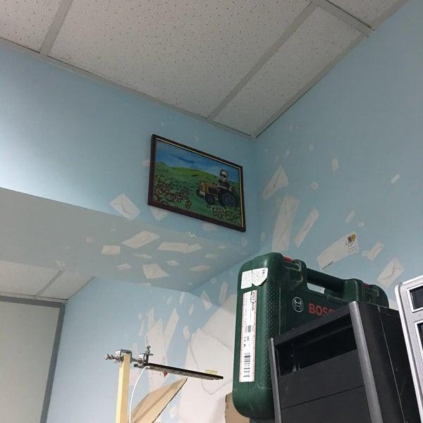 Das Foto wurde bei Сити Квест & Скаут квест комната von Ярик З. am 5/6/2018 aufgenommen