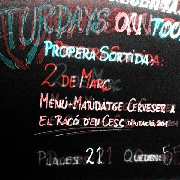 Photo taken at Racó d'en Cesc by Mortizia13 on 3/2/2013