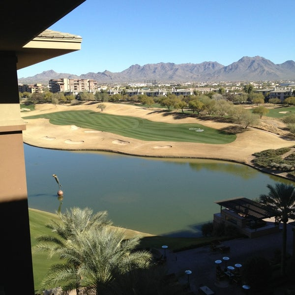 Photo taken at The Westin Kierland Resort & Spa by Jason F. on 1/21/2013