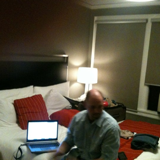 Photo taken at Hotel Max by Mekenzie J. on 10/9/2012