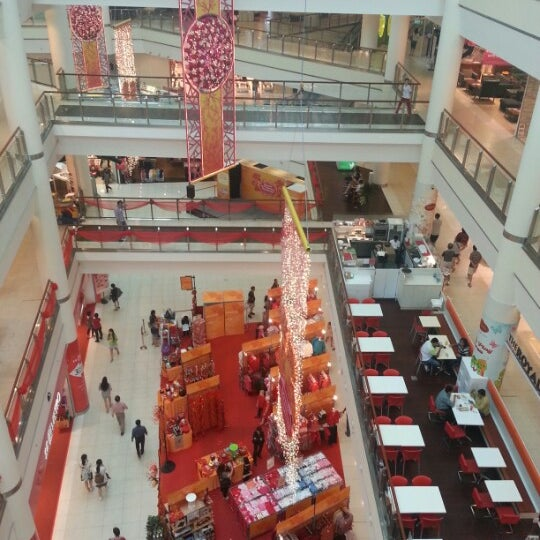 Photo taken at City Square Mall by Tan T. on 1/24/2013