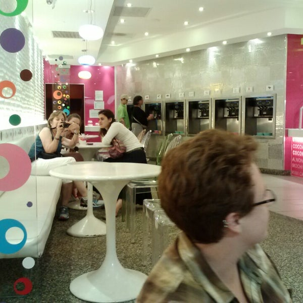 Photo taken at YogiBerry by X on 6/17/2013