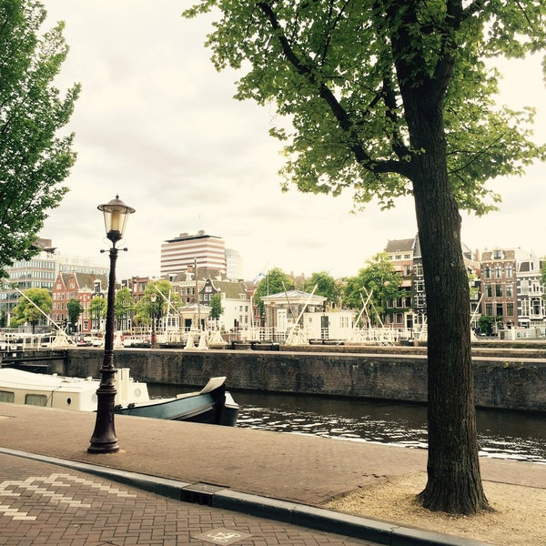 Photo taken at Amstelsluis by Denise S. on 8/14/2016