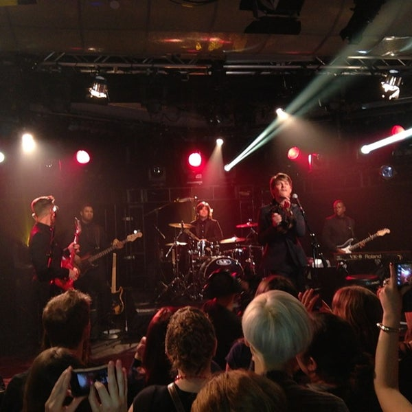 Photo taken at iHeartRadio Theater by Amber G. on 4/11/2013