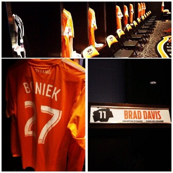 Photo prise au BBVA Compass Stadium par Major League Soccer le3/3/2013