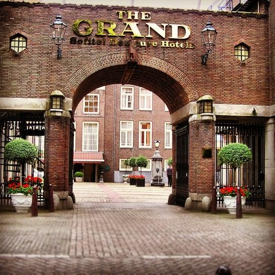 Photo taken at Sofitel Legend The Grand Amsterdam by ArtJonak on 4/12/2012