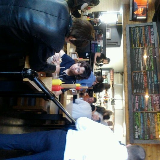 Photo taken at Chop House Burger by Ray K. on 3/23/2012