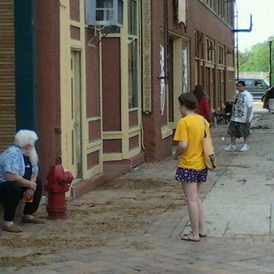 Photo taken at Riverfront Playhouse by Cheri W. on 8/5/2012