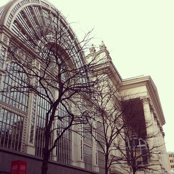 Photo taken at Royal Opera House by Tim A. on 2/28/2013