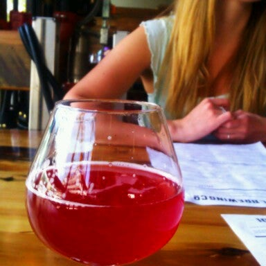 Photo taken at 10 Barrel Brewing by Amber D. on 5/3/2013