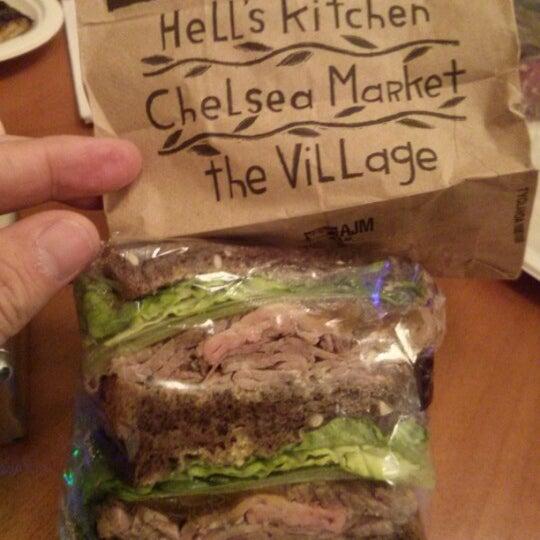 Foto tomada en Amy's Bread por Coolie el 12/5/2012