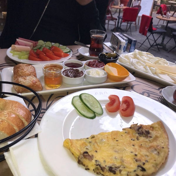 2/18/2018 tarihinde Duygu T.ziyaretçi tarafından Pan Karaköy'de çekilen fotoğraf