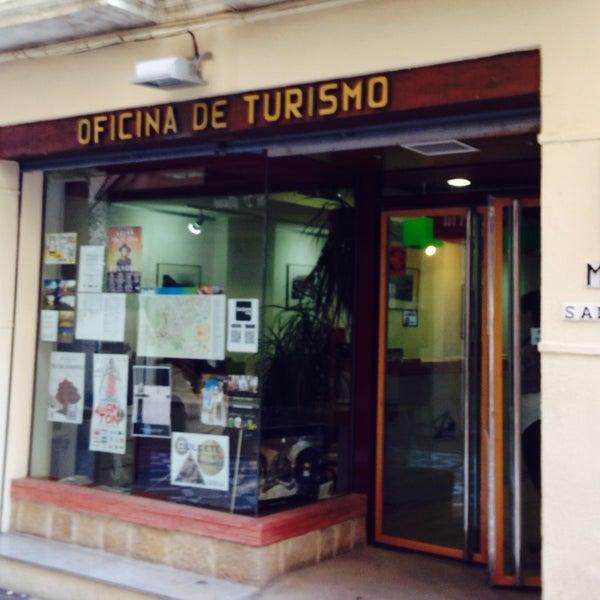 oficina de turismo ja n andaluc a