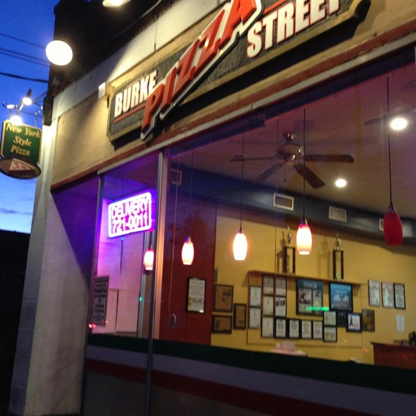 Photo taken at Burke Street Pizza by Jimmy C. on 2/5/2013
