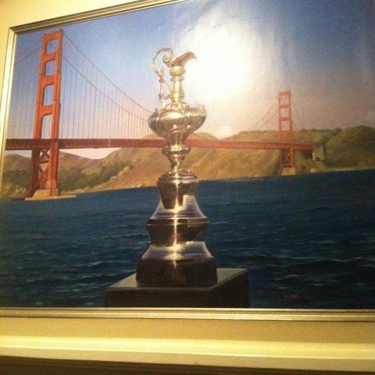 Photo taken at Golden Gate Yacht Club by Brydon F. on 11/11/2012