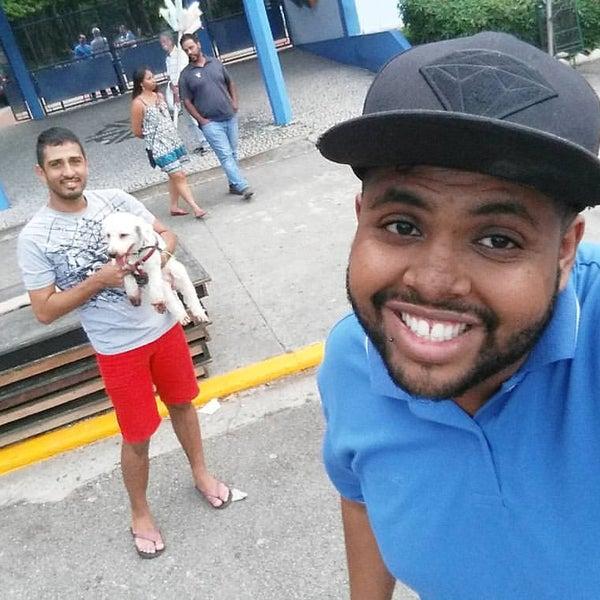 Photo taken at Parque das Hortênsias by Junior M. on 3/8/2016