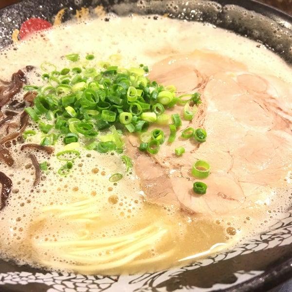 Photo taken at Hakata Ikkousha by よっぴー♪♯ on 8/3/2017