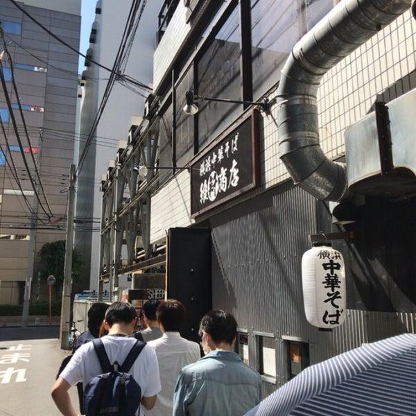 6/3/2017にきんちゃんが中華そば 維新商店で撮った写真
