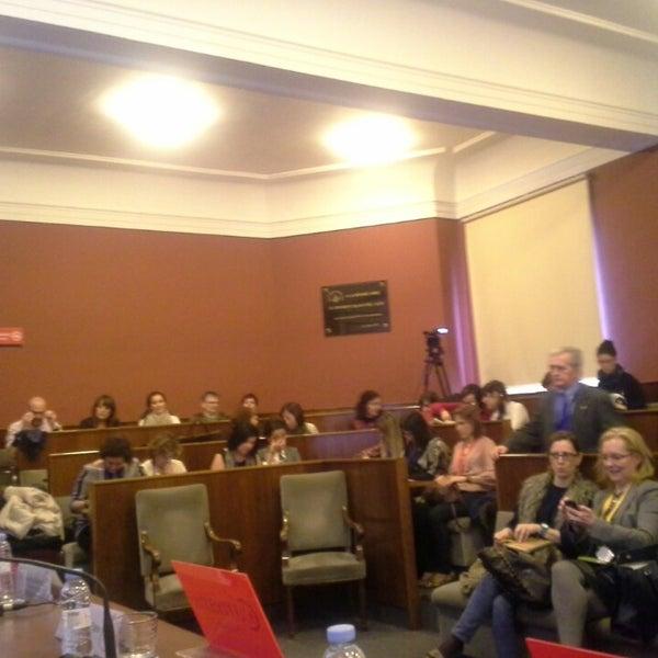 Foto tomada en Cámara de Comercio e Industria por Pablo S. el 2/27/2014