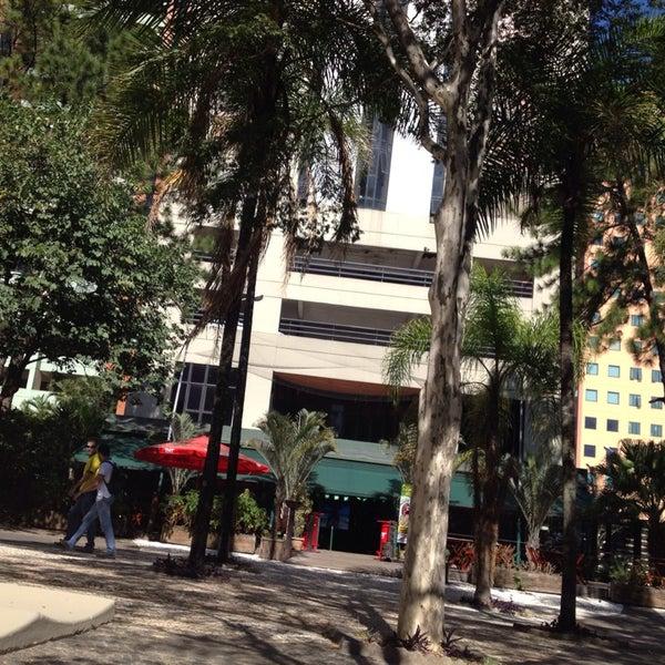 Photo taken at Calçadão Oiapoque by Claro Pinheiro on 6/17/2014